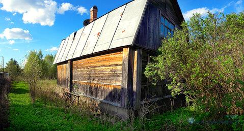 Оформленный участок с домом в деревне Никиты Волоколамского района МО - Фото 4