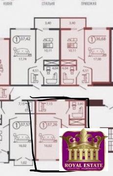 Продается квартира Респ Крым, г Симферополь, ул Никанорова, д 2 - Фото 4