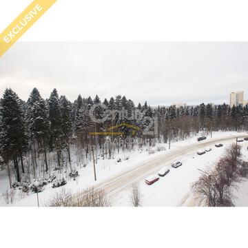 Продажа 1-ком квартиры, перепланированной в 2-ком-ю на ул.Торнева, д.5 - Фото 3