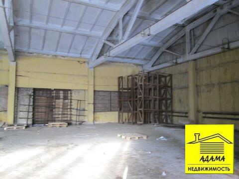 Производство-склад потолки 6м пандус, охрана - Фото 2