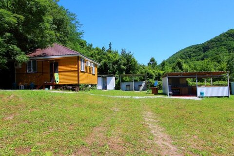 База Отдыха в пригороде Геленджика, 15000 кв.м, в лесу и рядом с морем - Фото 5