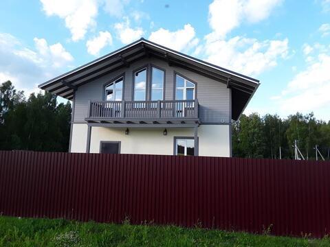 Продаётся новый, надёжный и теплый дом из бруса для круглогодичного п - Фото 4