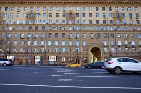 Двухкомнатная квартира 66м2 в фасадном сталинском доме, м.Смоленская - Фото 2