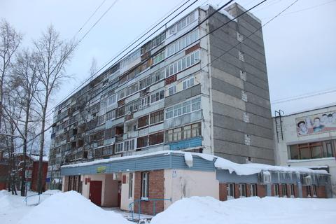 Мира 11 (1-к квартира улучшенной планировки), Купить квартиру в Сыктывкаре по недорогой цене, ID объекта - 318005977 - Фото 1