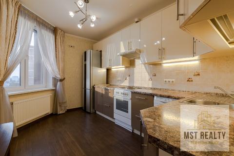 Трехкомнатная квартира в новом монолитном доме - Фото 1