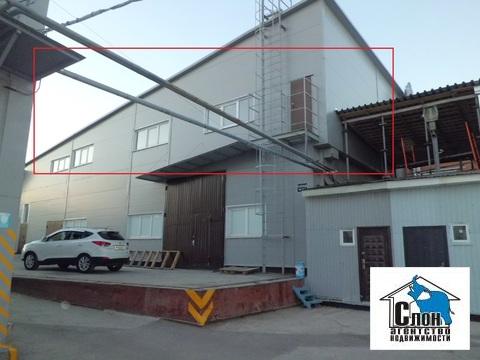 Сдаю теплое помещение 260 кв.м.под склад-производство на ул.Товарная - Фото 3