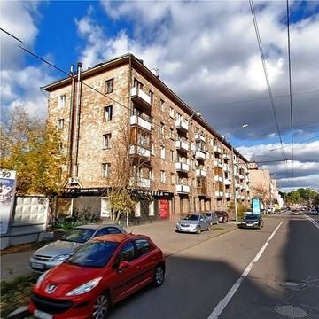 Продажа квартиры, Ул. Пресненский Вал - Фото 1