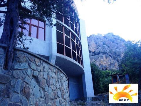 Дом в живописном Симеизе в хорошем р-не.в окружении леса, гор и моря - Фото 3