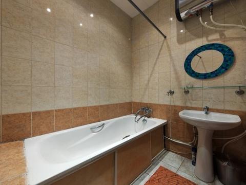 Сдается 2х комнатная квартира в теплом доме на длительный срок - Фото 4