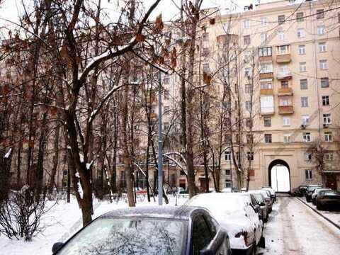 Продажа квартиры, м. Фрунзенская, Ул. Хамовнический Вал - Фото 2