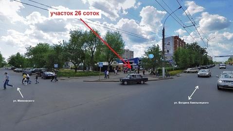 Участок 26 соток в зоне Ж-3 в центре Иваново - Фото 1
