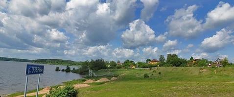 Отличный участок 5 соток в д. Волково, рядом лес, водохранилище. ПМЖ - Фото 1