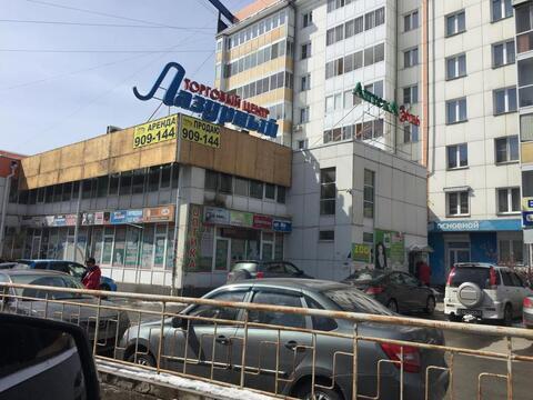 Продается Торговый центр. , Иркутск город, Байкальская улица 202/6, Продажа торговых помещений в Иркутске, ID объекта - 800354777 - Фото 1