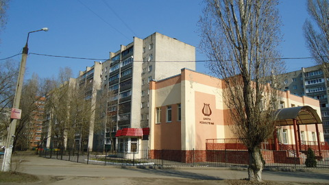 1-комн. квартира ул. Баррикадная д. 9, 39 кв.м, 1/9 этаж - Фото 1