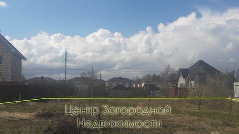 Участок, Щелковское ш, Ярославское ш, 15 км от МКАД, Щелково, . - Фото 2