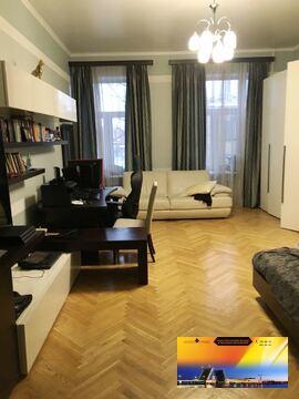 Уникальная квартира в историческом центре спб. Пл 160 м.кв. Евроремонт - Фото 2