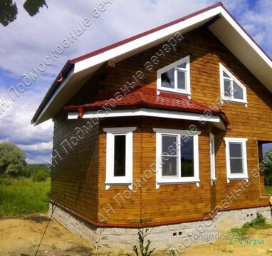 Горьковское ш. 100 км от МКАД, Леоново, Дом 110 кв. м - Фото 1