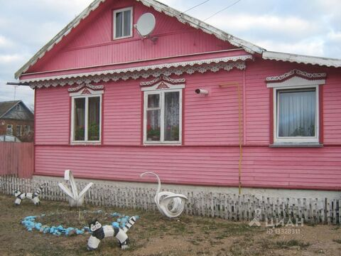 Продажа дома, Демидов, Демидовский район, 2-й Гаевский пер. - Фото 1
