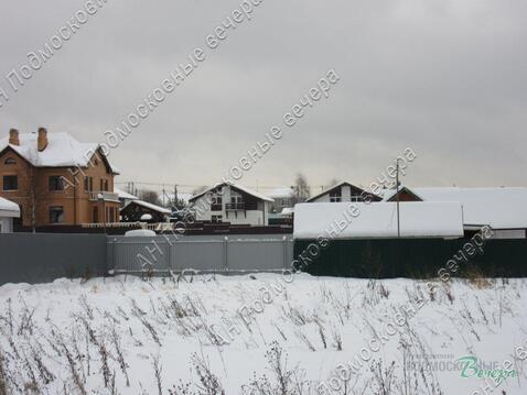 Киевское ш. 35 км от МКАД, Зверево, Участок 14 сот. - Фото 3