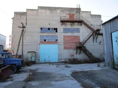 Продажа производственного помещения, Ржевка, Шебекинский район - Фото 1