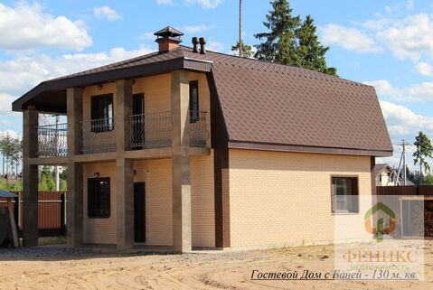 Дом из Кирпича у Озера - Фото 3