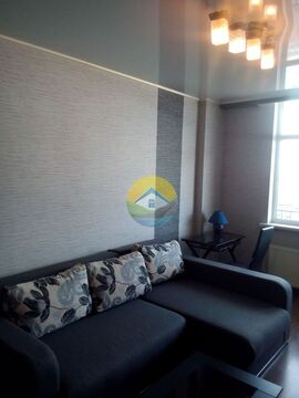№ 537529 Сдаётся длительно 1-комнатная квартира в Гагаринском районе, . - Фото 1