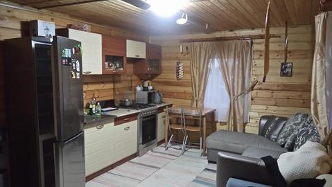 Продается дом-баня 6х6 на участке 8 соток в Гатчинском р-не в п Лукаши - Фото 3