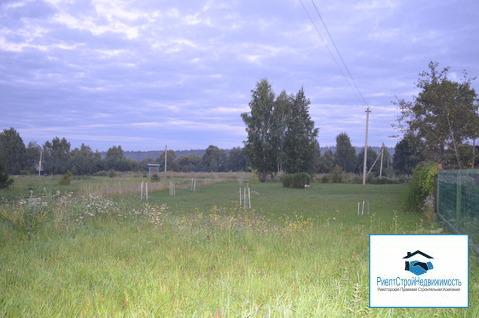 Участок в деревне Митяево ИЖС, ровный,15 квт, возможно увеличить на 12 с - Фото 2