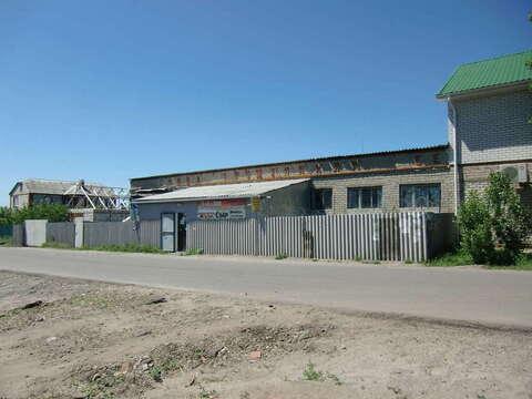 Продажа производственного помещения, Новая Усмань, Новоусманский . - Фото 1