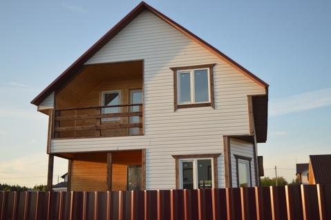 Продам новый 2-х этажный дом от Собственника для круглогодичного прож - Фото 2