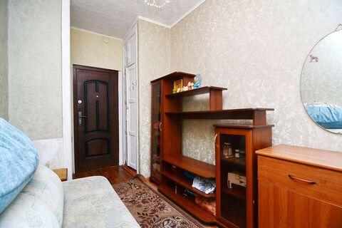 Продам комнату в 4-к квартире, Новокузнецк город, проспект Строителей . - Фото 3