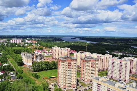 ЖК Яблоневый пассад, квартира с бюджетной отделкой, в квартире никто . - Фото 1