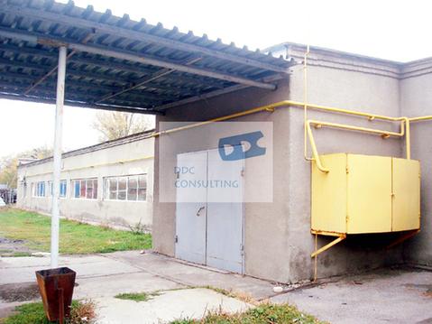 Неотапливаемый капитальный склад 848 кв.м. в Аксайском районе - Фото 1