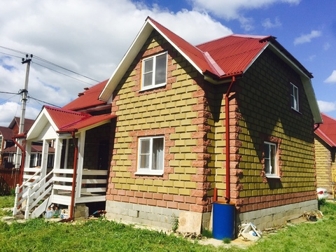 Дом 150 м2 на участке 10 сот. - Фото 4