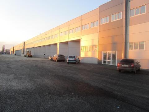 Современный склад 3650 м2. Расположен в г.Краснодаре по - Фото 3