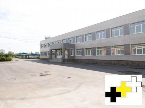 Производственно-деловой комплекс из 4 зданий 3150кв.м в Солнечногорске - Фото 1