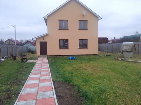 Дом с участком в селе, где все есть! - Фото 1