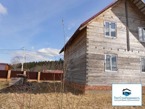 Дом в пгт Тучково, ИЖС, газ, вода - Фото 3