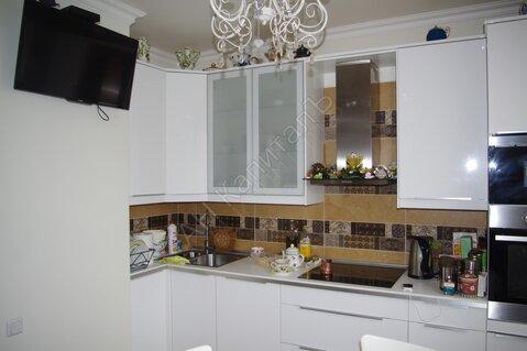 Трехкомнатная квартира в г. Москва ул. Базовская дом 14 - Фото 1