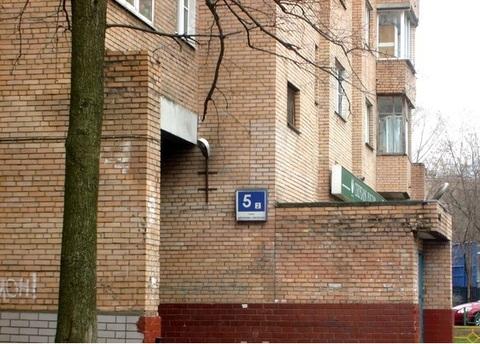 Однушка, 38кв.м, г.Москва, ул.Антонова-Овсеенко, д.5к2 - Фото 2