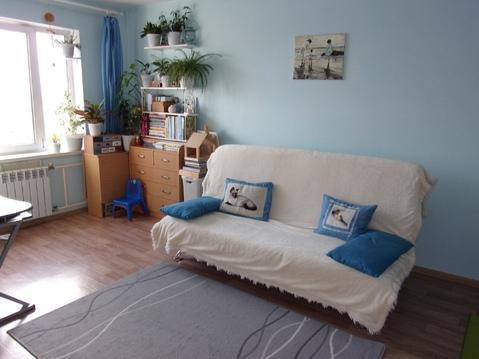 Продаётся в новостройке 1-комнатная с евроремонтом в Ново-Ленино - Фото 1