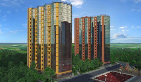 Продажа 1-комнатной квартиры, 37.68 м2, Березниковский переулок, д. 38 - Фото 4