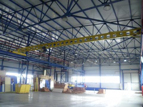 База 300 сот, строения 6500 м2, 250 квт