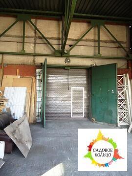 Теплый склад на первом этаже офисно-производственного комплекса, 400 м - Фото 3