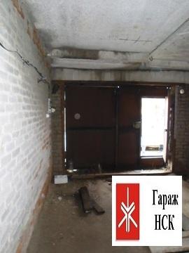 Продам капитальный гараж. ГСК Башня №252. вз Академгородка - Фото 5