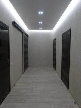 Сдаю 3-комнатную квартиру в ЖК Берег-улица Мусина, 1 - Фото 4