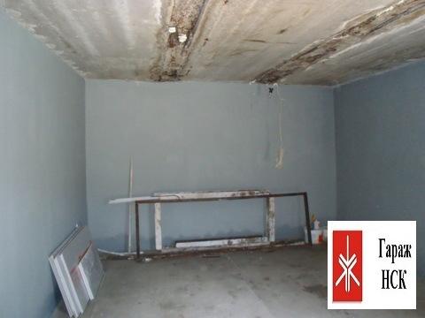 Продам капитальный гараж, ГСК Спутник № 114. Академгородок - Фото 4