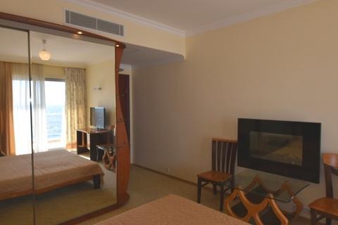 2-комнатная квартира у моря, закрытый комплекс с пляжем - Фото 5
