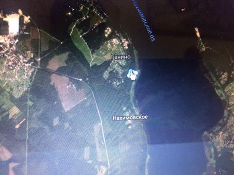 Ло п Ганино, берег озера 80 соток - Фото 2