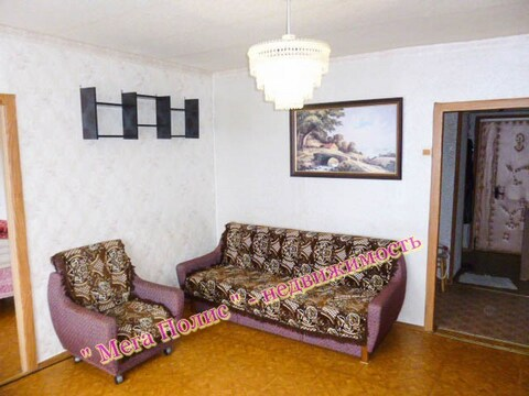 Сдается 3-х комнатная квартира 60 кв.м. ул. Курчатова 11 - Фото 1